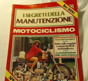 Motociclismo i segretyi della manutenzione 1982. correggio