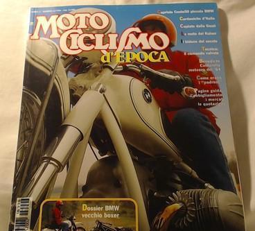 Motociclismo d'epoca 06/96 caoriole 150 ecc. correggio