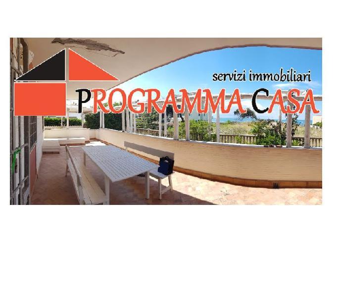 Torvajanica 7 loc. giardino e terrazzo vista mare 189000 €