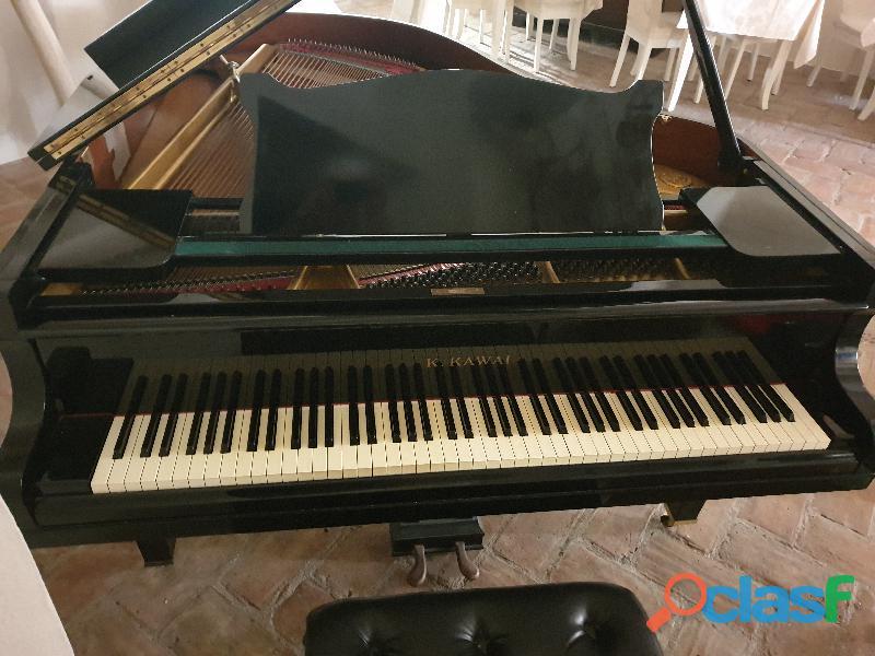 Vendo pianoforte mezza coda kaway