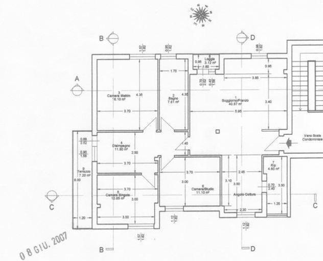 Appartamento in vendita a cecina 123 mq rif: 822993