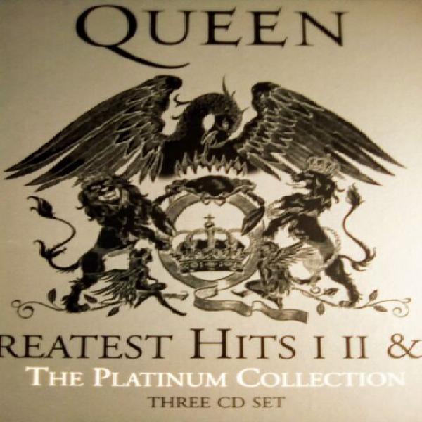 Geatest hits queen