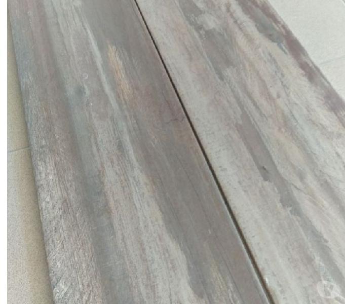 Piastrelle effetto legno effetto vissuto stile urban materia