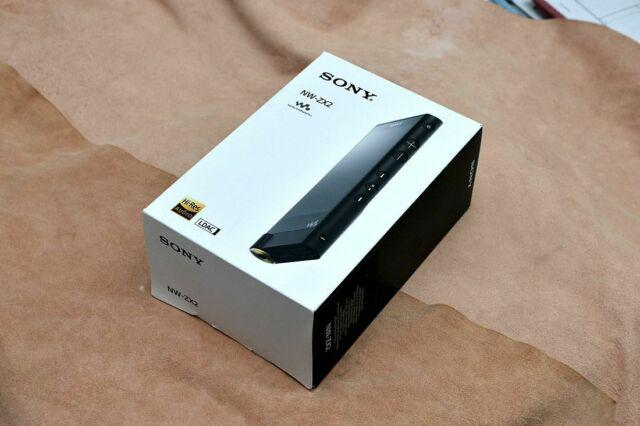Sony nw-zx2 walkman hi-res ldac 128gb/528gb