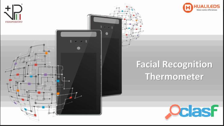 Termoscanner per la misurazione della temperatura facciale