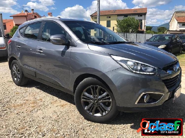 Hyundai ix35 diesel in vendita a agliana (pistoia)