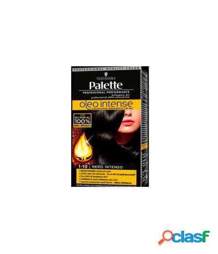 Palette oleo intense - colorazione permanente con oli 1-10 nero intenso
