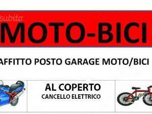 Box deposito auto, moto, e-bike, monopattini, segway,