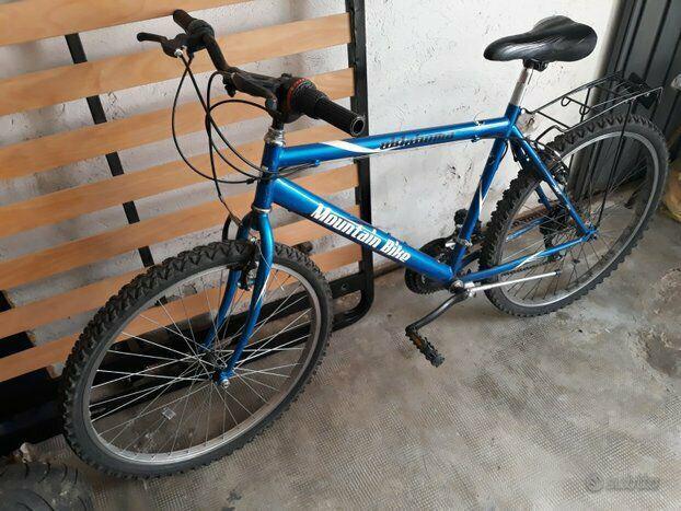 Bici uomo mountain bike usata ma in buone condizioni
