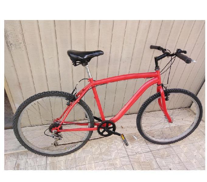 Bicicletta bici per uomo donna mtb mountain bike misura 26