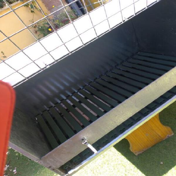 Box gabbia metallo trasporto animali