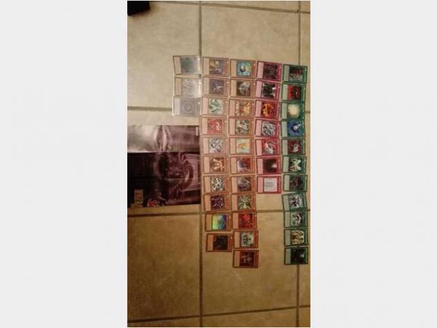 Carte yu gi oh gioco per bimbi fascia di età6-12 anni