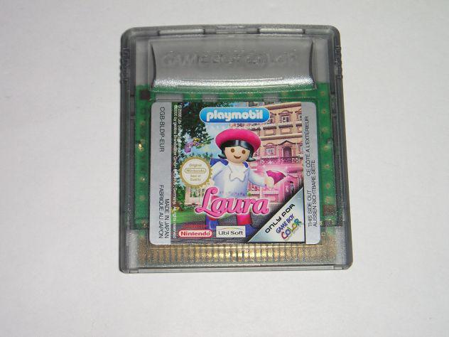 Gioco game boy color - laura