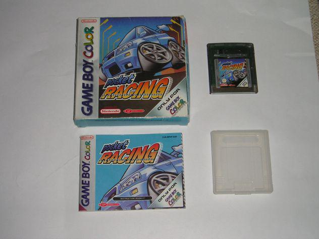 Gioco game boy color - pocket racing