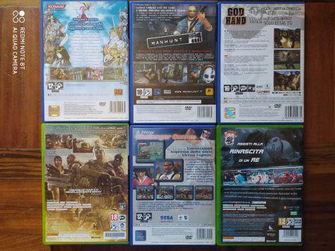 Giochi playstation 2 ps2 xbox 360 microsoft completi ita