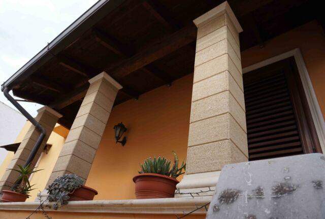 Graziosa abitazione con terrazzo