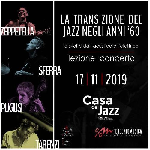 La transizione del jazz negli anni '60