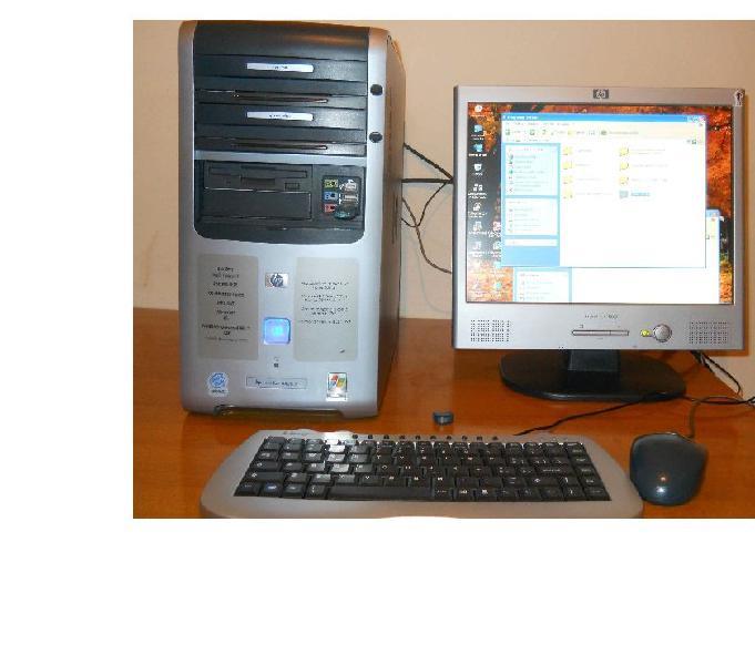 Monitor lcd schermo piatto hp pavilion f1523