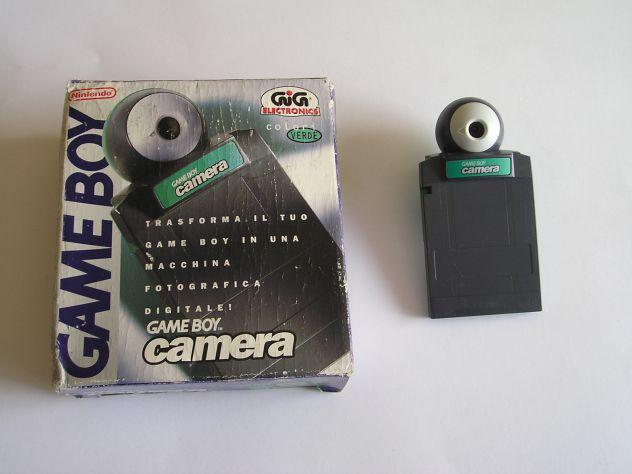Nintendo - game boy camera