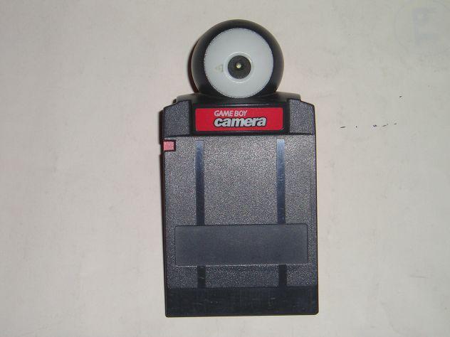 Nintendo - game boy camera rossa