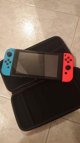 Nintendo switch bicolore