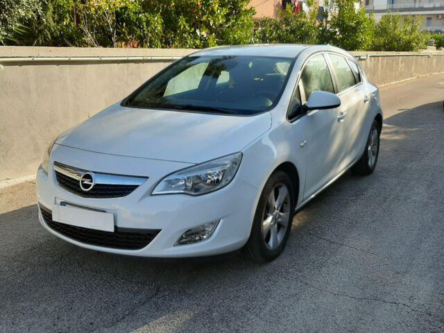 Opel astra 1.7 cdti 110 cv elective
