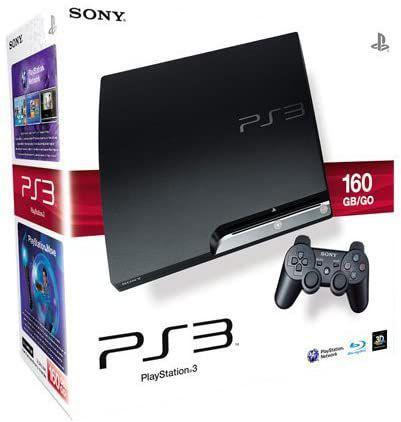 Ps3 sony + joystick + giochi