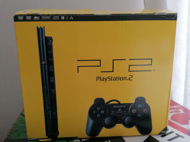 Playstation 2 perfettamente funzionante