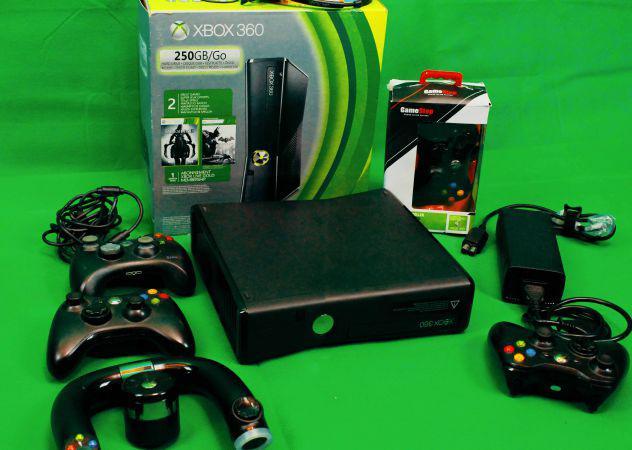 Xbox 360 rgh