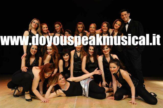Corso di musical in inglese per ragazzi