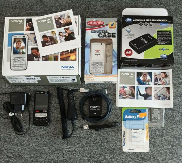 Nokia n73 umts funzionante