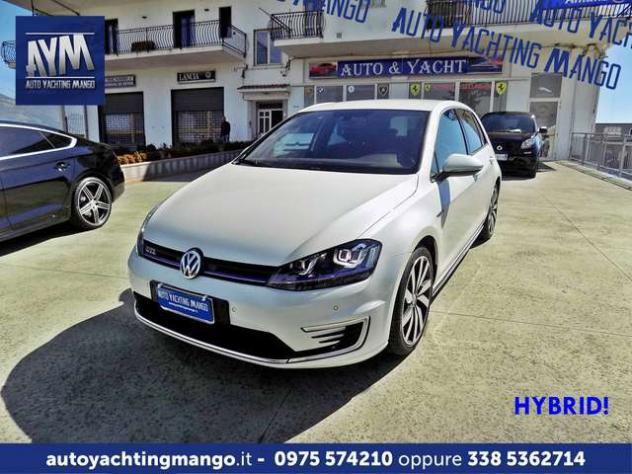 Volkswagen golf gte 1.4 tsi dsg 5p. plug-in-hybrid garanzia