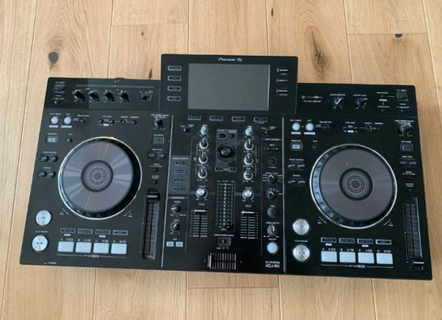 Console pioneer xdj-rx all in one