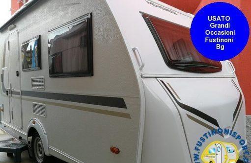 Curno 400 lk caraone -2019 caravan usata con accessori