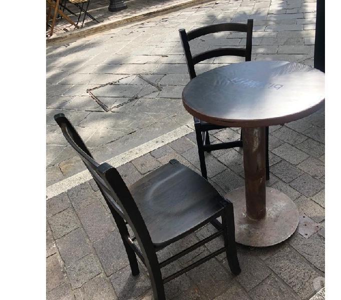 Tavolini e sedie giardino o bar alassio 60