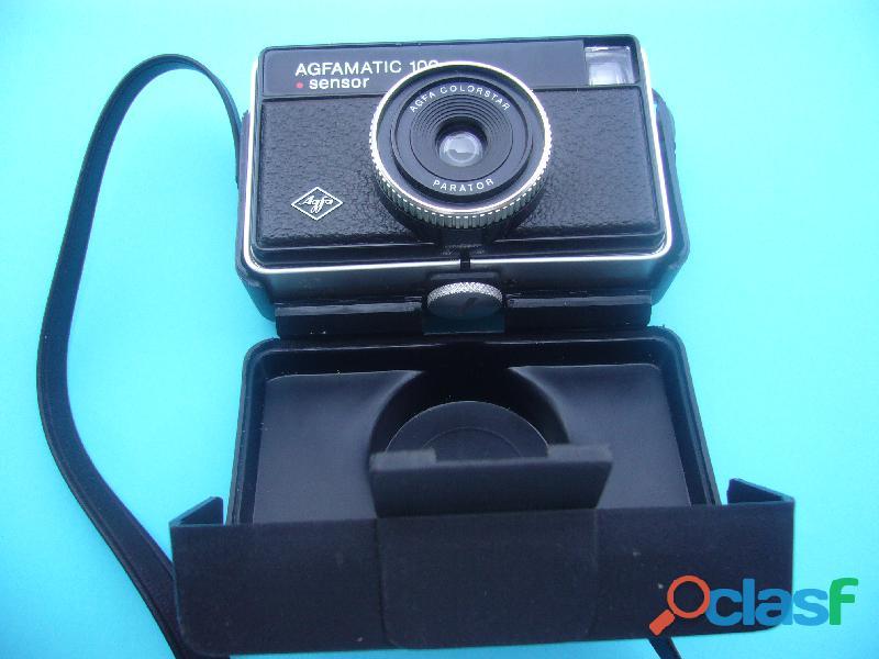 Macchina fotografica Vintage anni 70 Alfamatic 100 Sensor 1