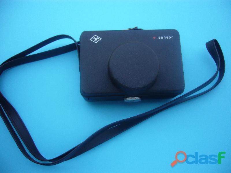 Macchina fotografica Vintage anni 70 Alfamatic 100 Sensor 2