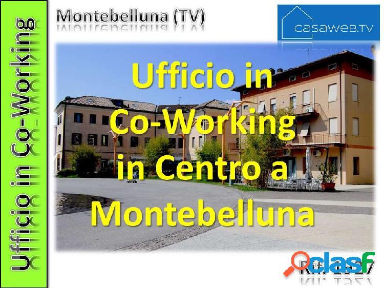 Ufficio co-working a montebelluna (tv) rif. 1927