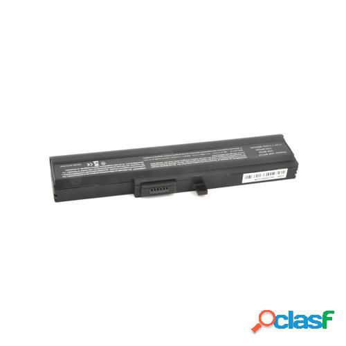 Batteria color nero per sony vaio vgn-tx15c/w li-ion 7800 mah