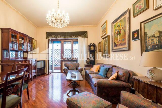Affitto aurelia baldo degli ubaldi appartamento trilocale