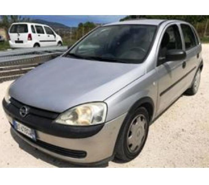 Opel corsa 2^ seria 1.0 benzina economica