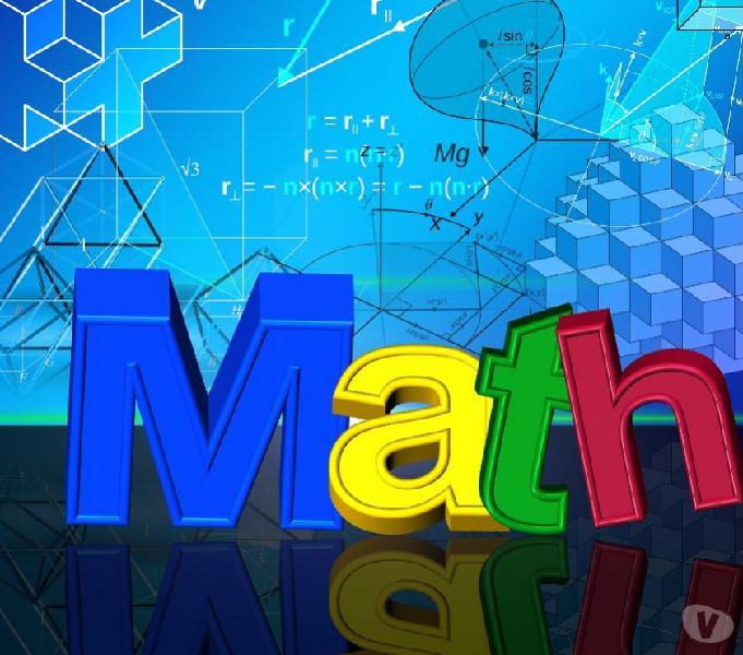 Ripetizioni di matematica, fisica, maturita', test, tolc