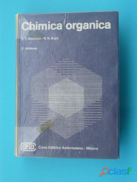 Libri di chimica organica , analitica anche universitari 1