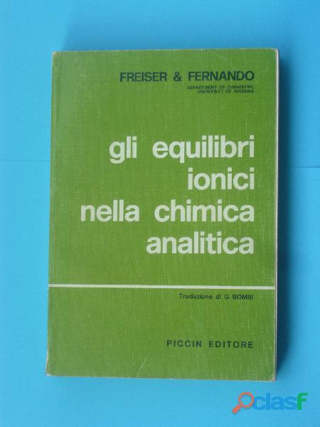 Libri di chimica organica , analitica anche universitari 3