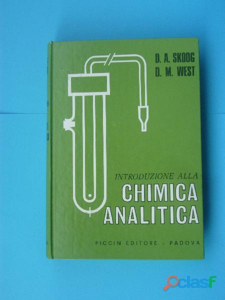 Libri di chimica organica , analitica anche universitari 5