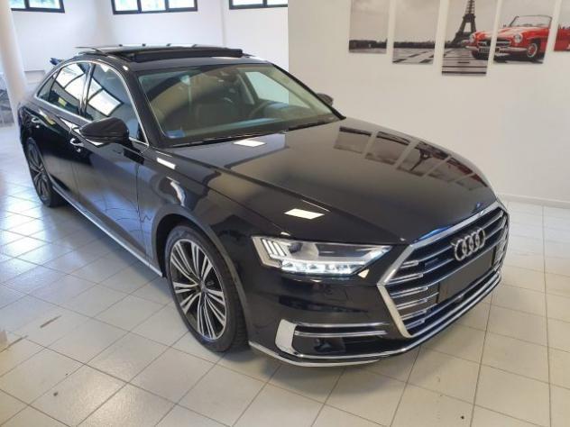 Audi a8 50 tdi 3.0 quattro tiptronic full garanzia estesa