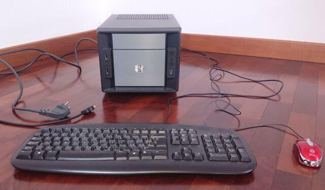Personal computer pc intel windows 10
