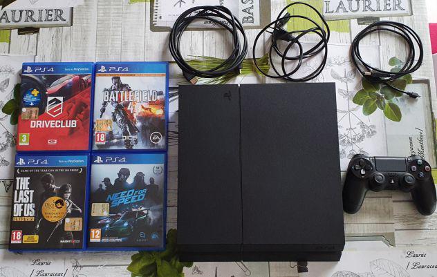 Playstation 4 sony - ps4
