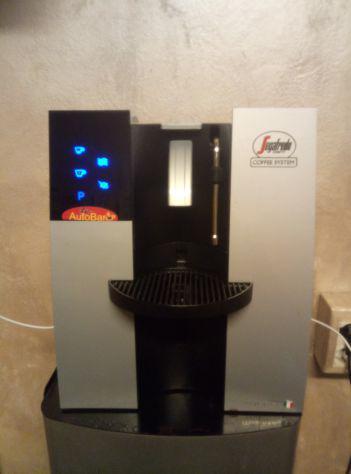 Macchina caffe' point