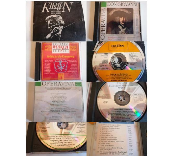 Cd musica classica vintage